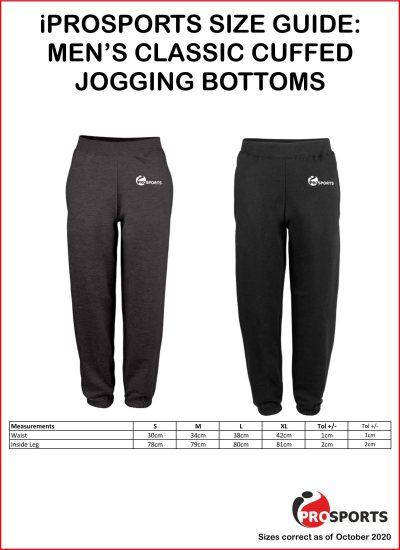 SSRC Jogging Bottoms