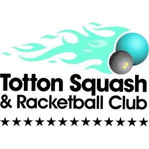 Bitmap in Totton Squash logo