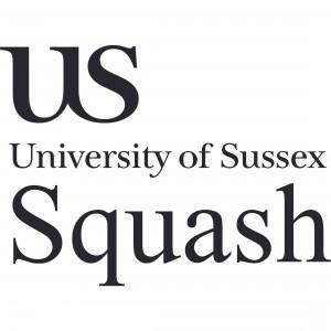 University of sussex squash logo