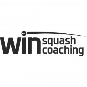 win squash logo