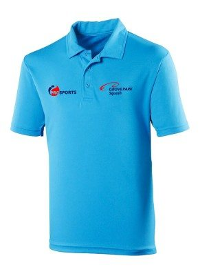 Grove Park Childrens Classic Sports Polo Shirt