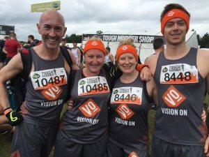 Vision on Tough Mudder 2