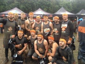 Vision on Tough Mudder 3