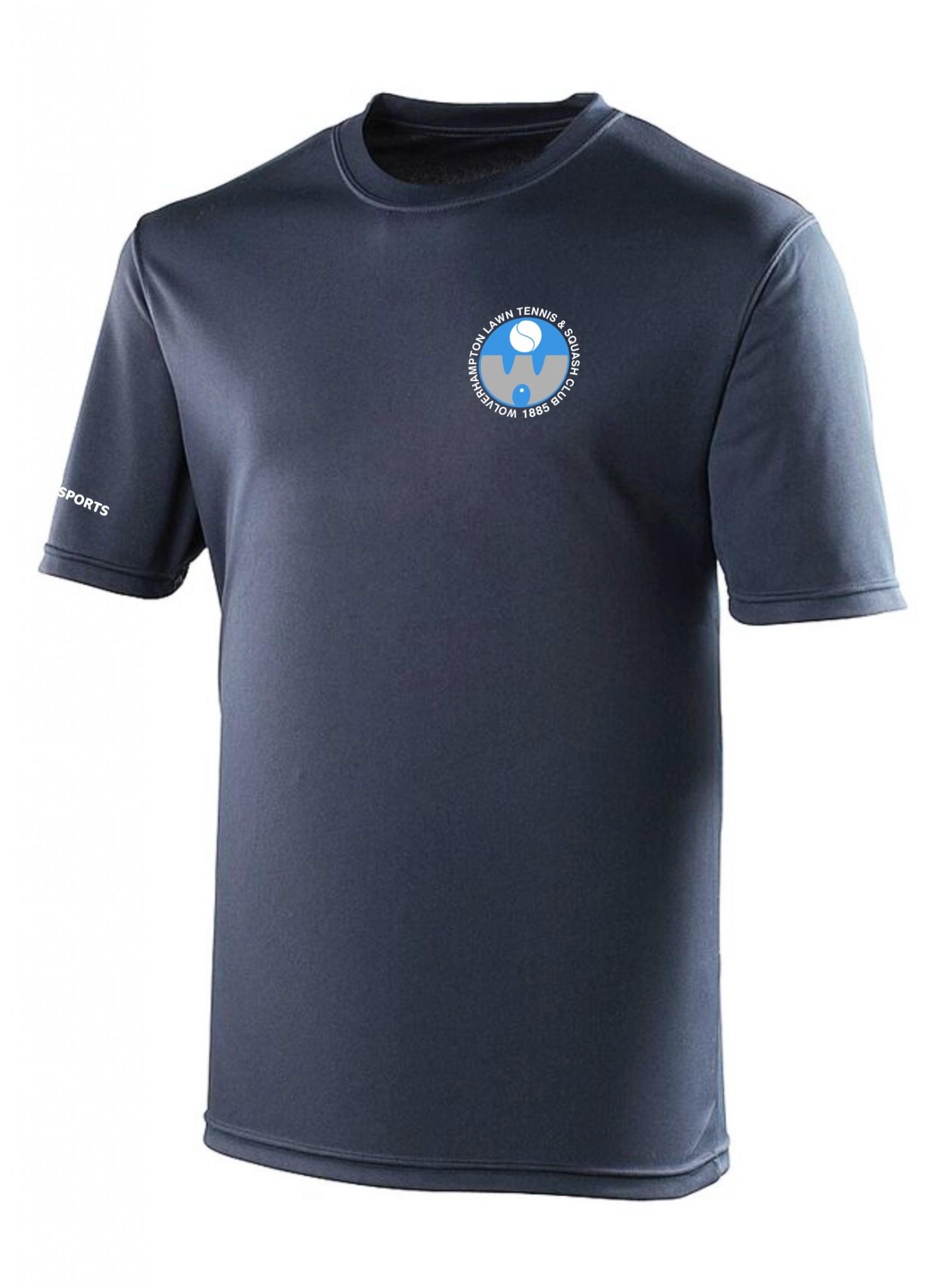 Wltsc mens classic sports t shirt iprosports for Mens sport t shirts