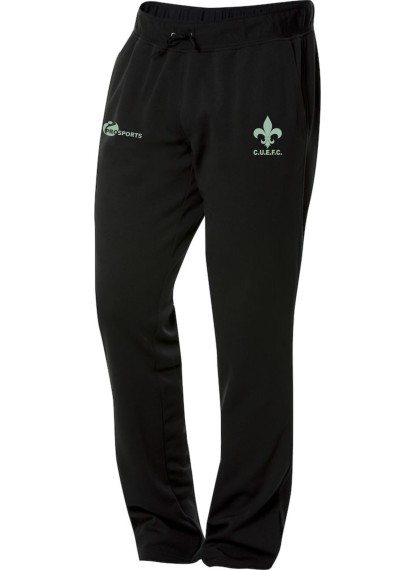 C.U.E.F.C Unisex Team Warm Up Sports Bottoms