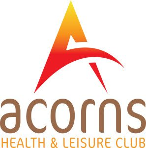 Acorns official logo red orange copper H&LC ol b